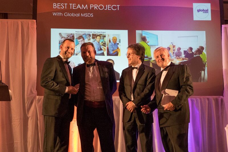 YCF Awards 2016 Best Team Project