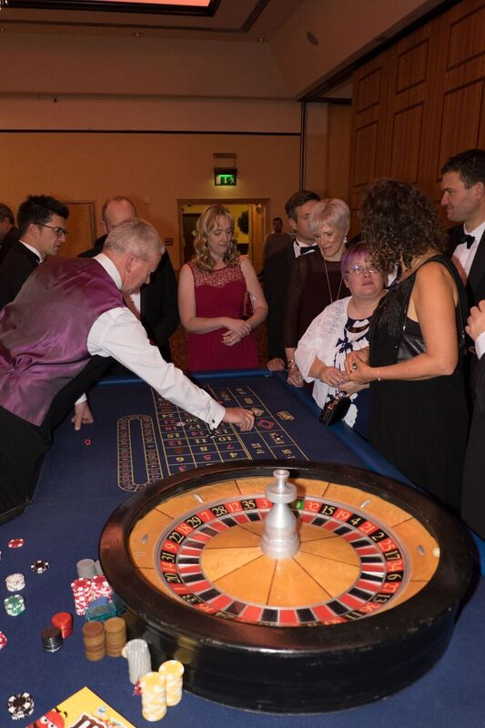 YCF Peoples Awards 2016 - Casino